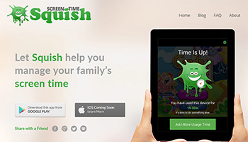 Squish: Screen Time's Up!